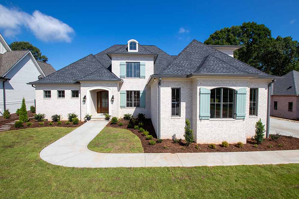 Federal Style Home Greenville, SC