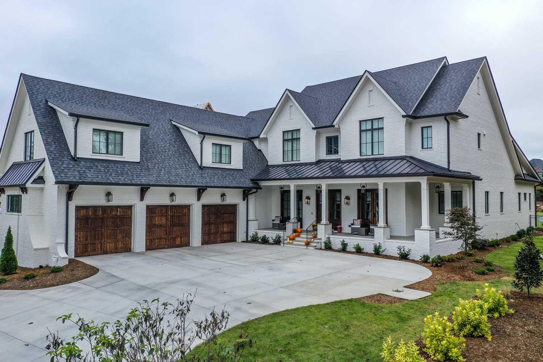 Modern Farmhouse Home Greenville, SC