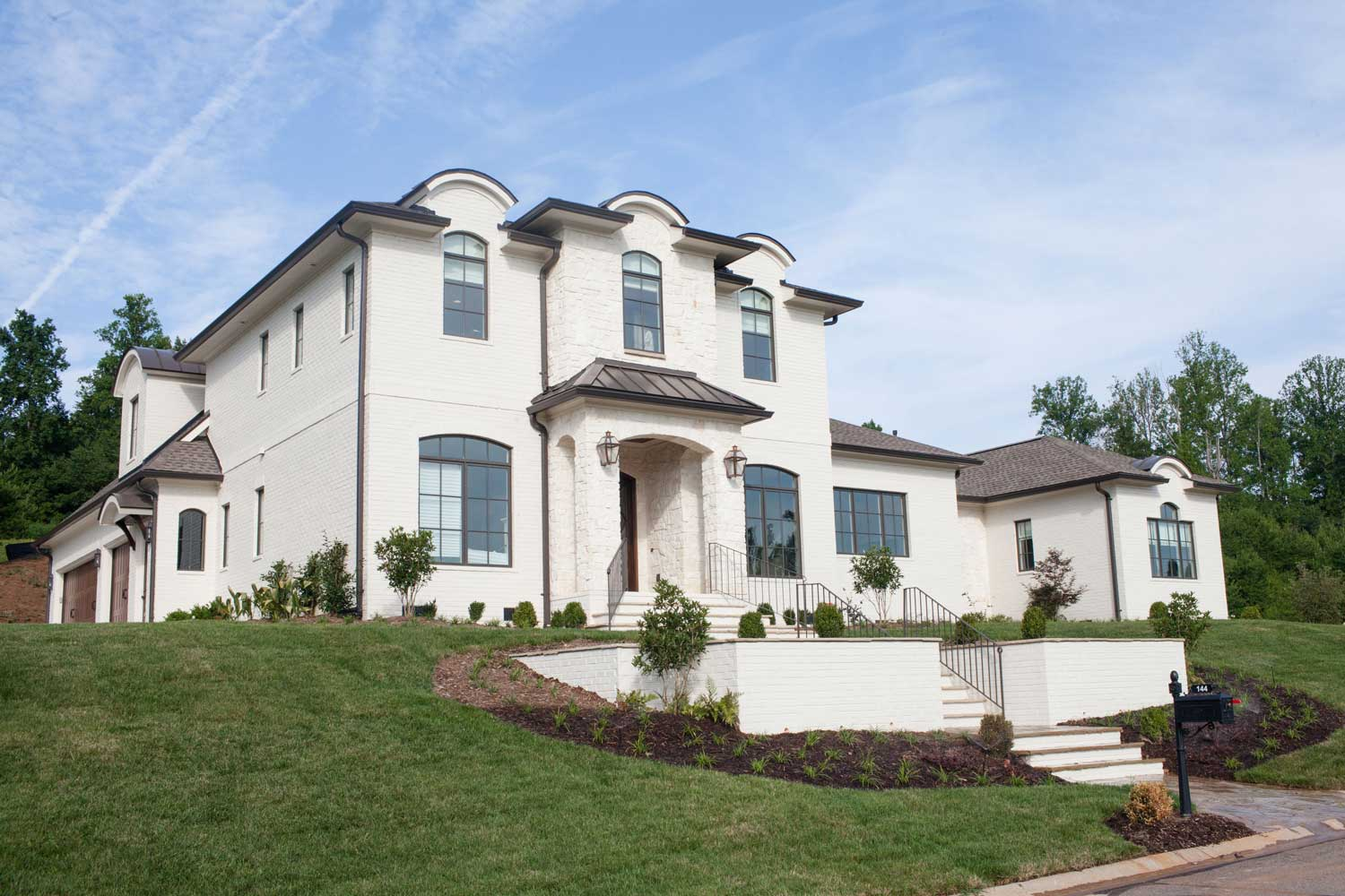 Transitional Tuscan Home Greenville, SC