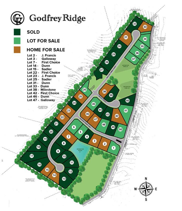 Godfrey Ridge Community